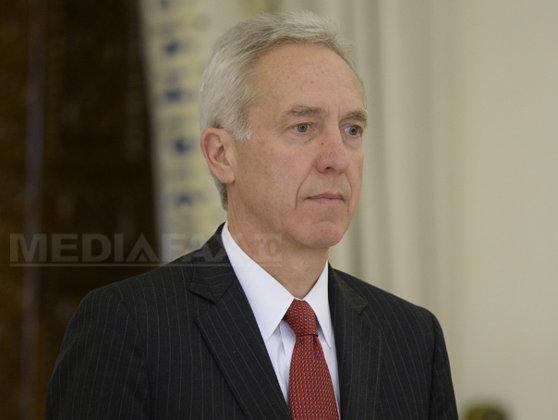Imaginea articolului Ambasadorul Statelor Unite ale Americii la Bucureşti, după întâlnirea cu ministrul Justiţiei: Nu am discutat despre eventuala demisie a Laurei Codruţa Kovesi