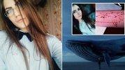 BALENA ALBASTRĂ face noi VICTIME. Zece copii din România s-au MUTILAT cu lamele de la ascuţitoare