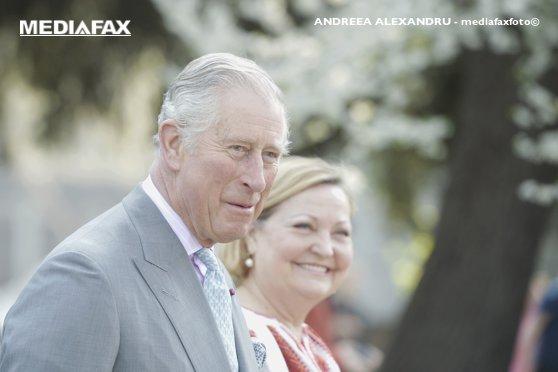 Imaginea articolului Prinţul Charles de Wales s-a întâlnit cu Patriarhul Daniel
