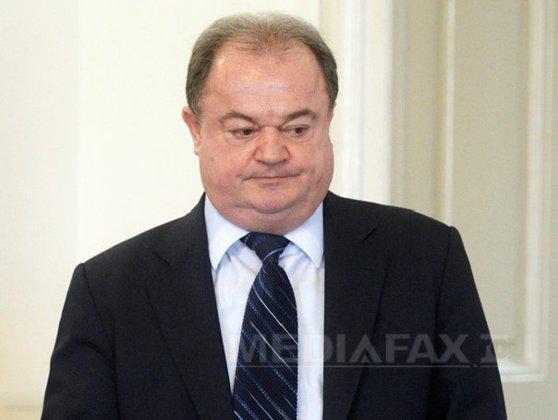 Imaginea articolului Vasile Blaga, fostul copreşedinte al PNL: Sunt convins că serviciile nu au fost implicate în alegerile din 2009