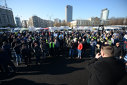 Imaginea articolului Transportatorii organizează miercuri şi joi proteste în faţa Guvernului