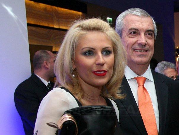 Imaginea articolului Ioana Valmar, fosta soţie a lui Călin Popescu Tăriceanu, audiată la instanţa supremă ca martor în dosarul preşedintelui Senatului