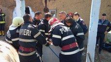 Imaginea articolului REPORTAJ VIDEO Salvatorii lui Dănuţ: Ne-am rugat la Dumnezeu. Când am pus mâna pe copil am simţit fericirea