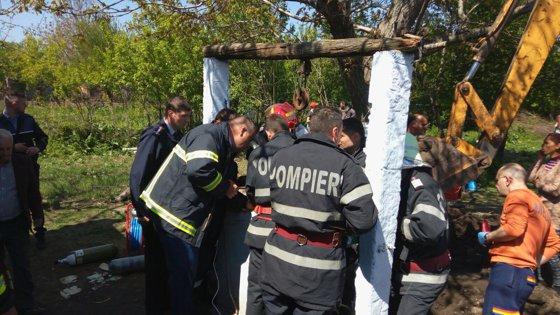 Imaginea articolului Purtător de cuvânt - Spitalul Grigore Alexandrescu: Copilul care a căzut în puţ este tot intubat şi ventilat mecanic. Va fi consultat de neurolog