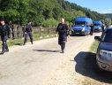 Imaginea articolului Poliţiştii de frontieră au făcut o captură de 34 kilograme de canabis. Traficanţii erau albanezi