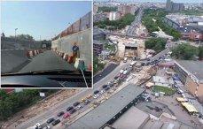 Imaginea articolului Surpriză pentru bucureşteni: Pasajul rutier de la Piaţa Sudului a fost deschis
