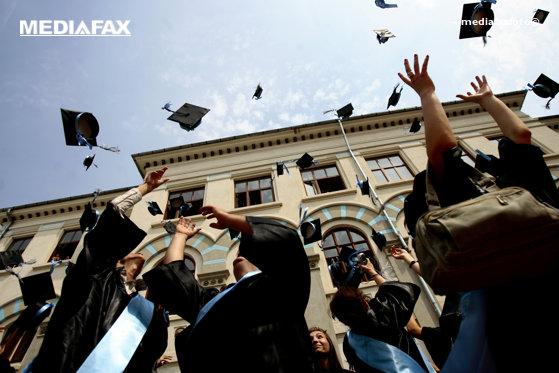 Imaginea articolului România, pe ultimul loc în UE în privinţa absolvenţilor de facultate din totalul populaţiei active. Motivul pentru care învăţământul superior nu a beneficiat de investiţii importante din partea statului