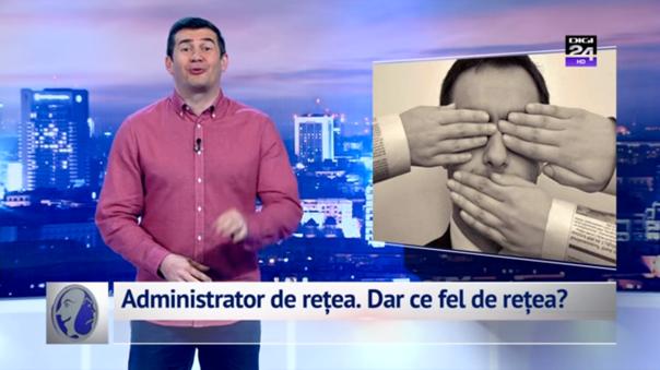 Imaginea articolului Acoperiţii din presă, subiect de scandal la Digi24. Cosmin Prelipceanu îl ameninţă pe Dragoş Pătraru cu procesul
