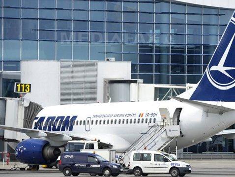 ALERTĂ AVIATICĂ. Un avion Tarom care circula pe ruta Frankfurt-Bucureşti, ATERIZARE de urgenţă la Timişoara