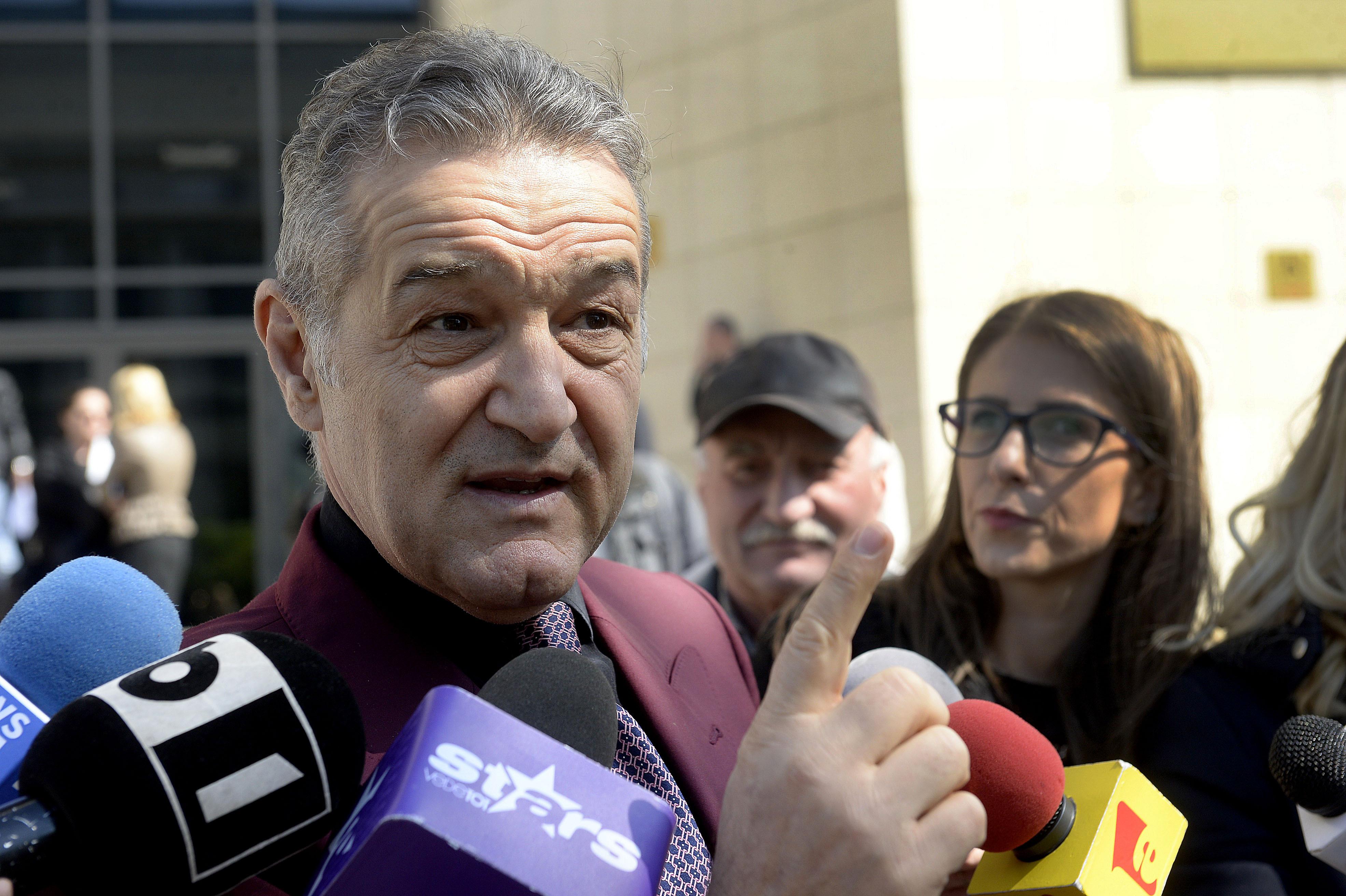 FCSB a depus contestaţie la TAS. George Becali: Dumnezeu să hotărască dacă a fost dreptate sau nu
