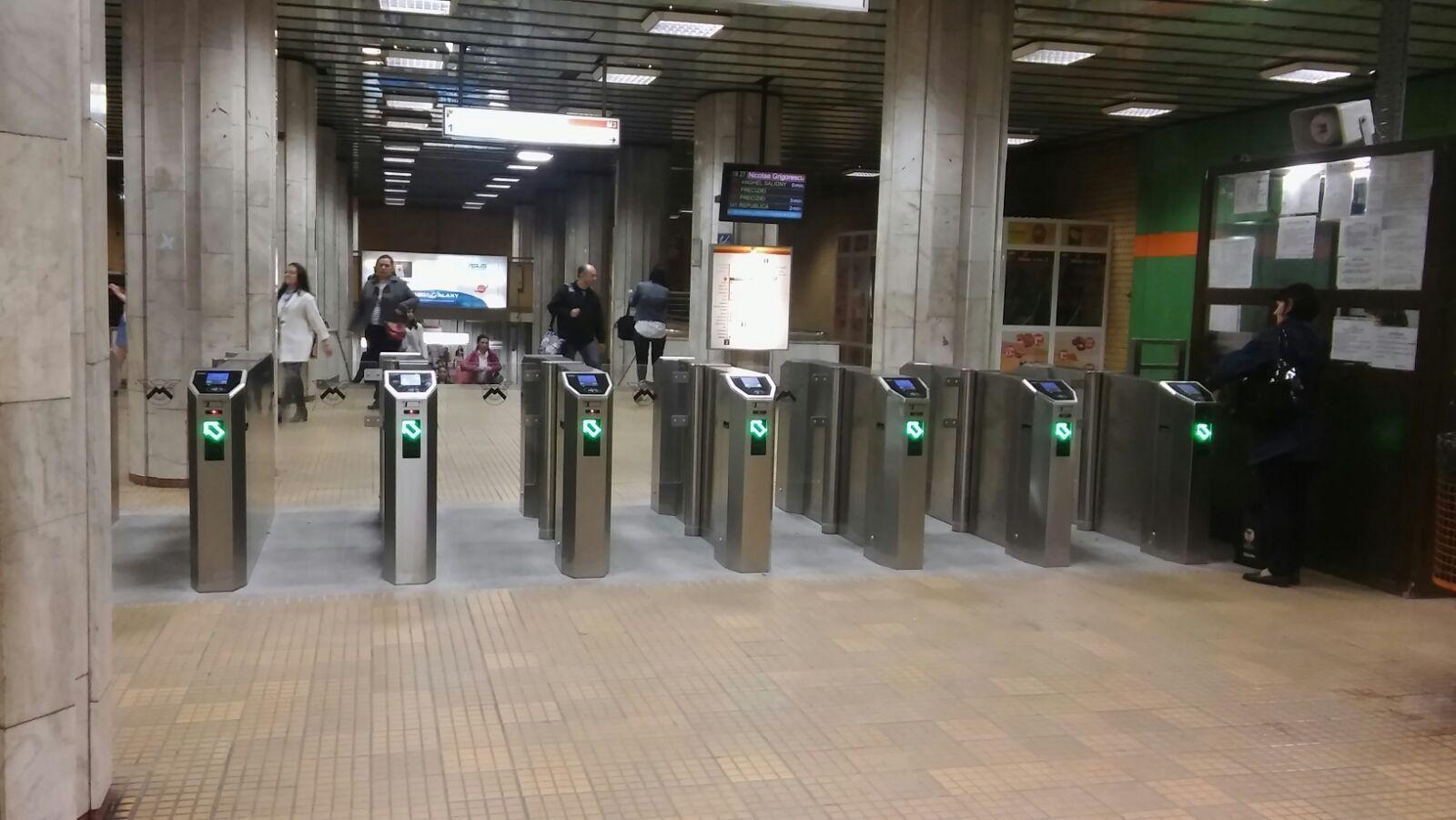 Metrorex ÎNCHIDE miercuri noi staţii de metrou, pentru lucrările de modernizare. Ce intrări vor fi BLOCATE