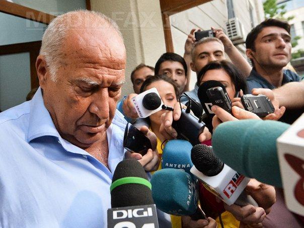 Cererea de eliberare condiţionată a lui Dan Voiculescu, dezbătută de Judecătoria Sectorului 5