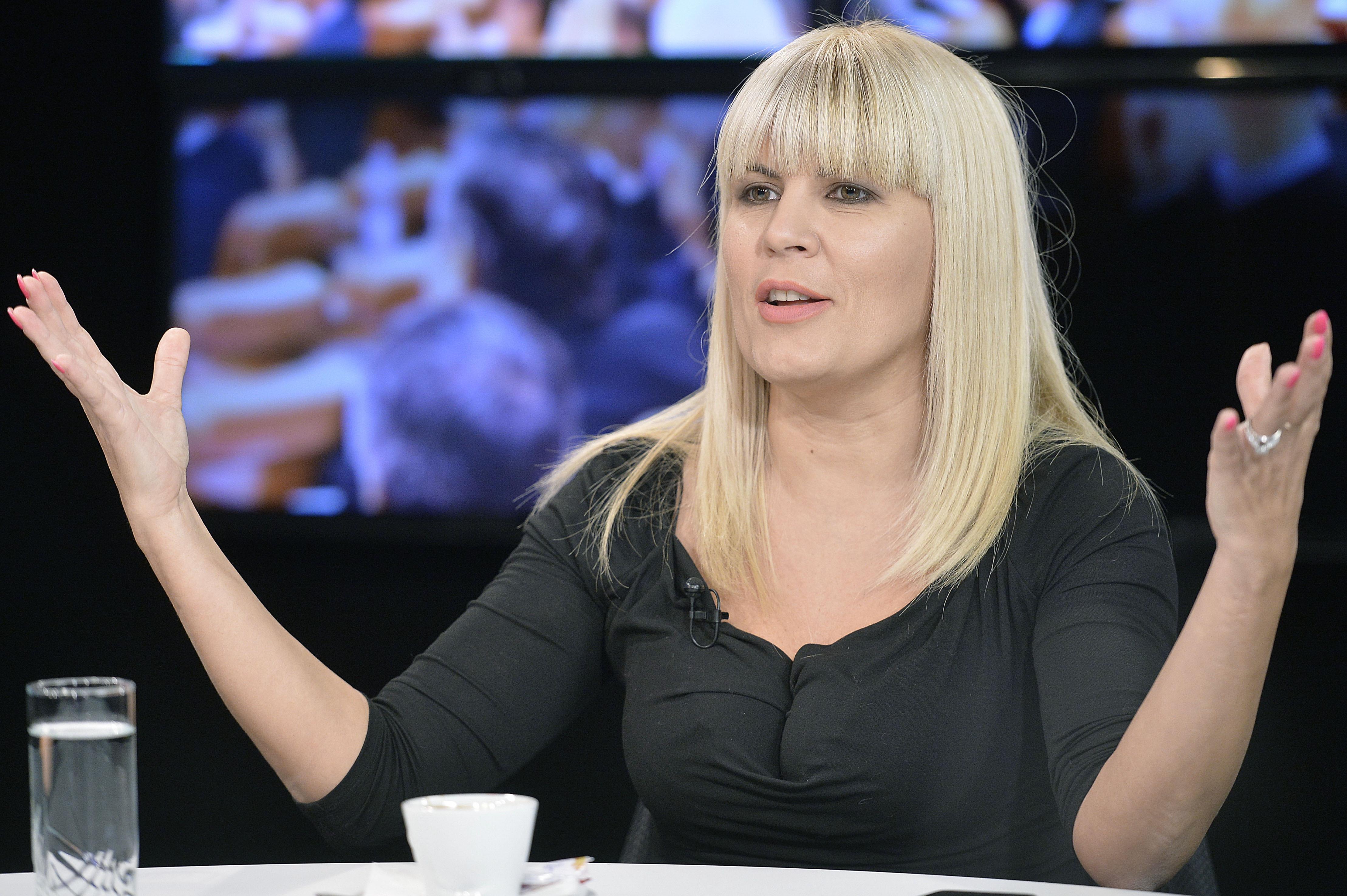 Urmărire penală in rem după ce Elena Udrea a reclamat că un martor a fost influenţat