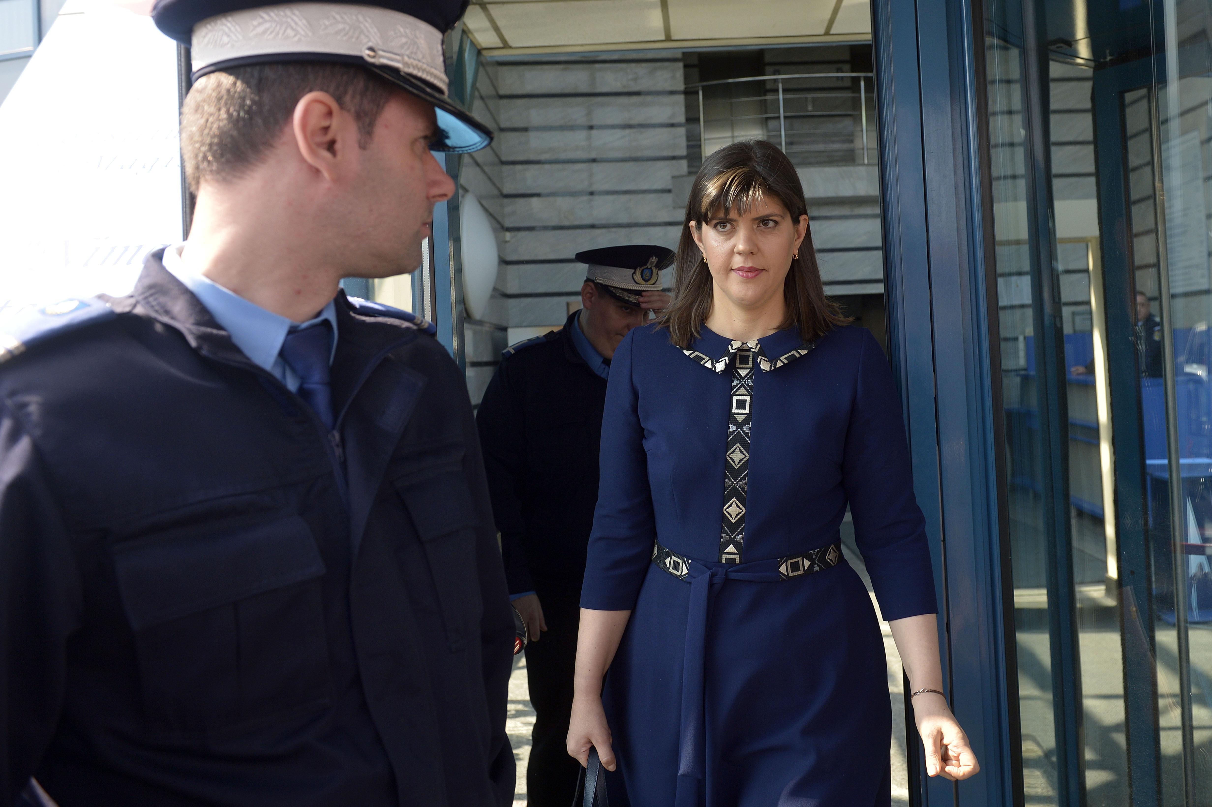 Laura Codruţa Kovesi: Nu mă voi prezenta la şedinţa comisiei de anchetă. Procurorii fac parte din autoritatea judecătorească