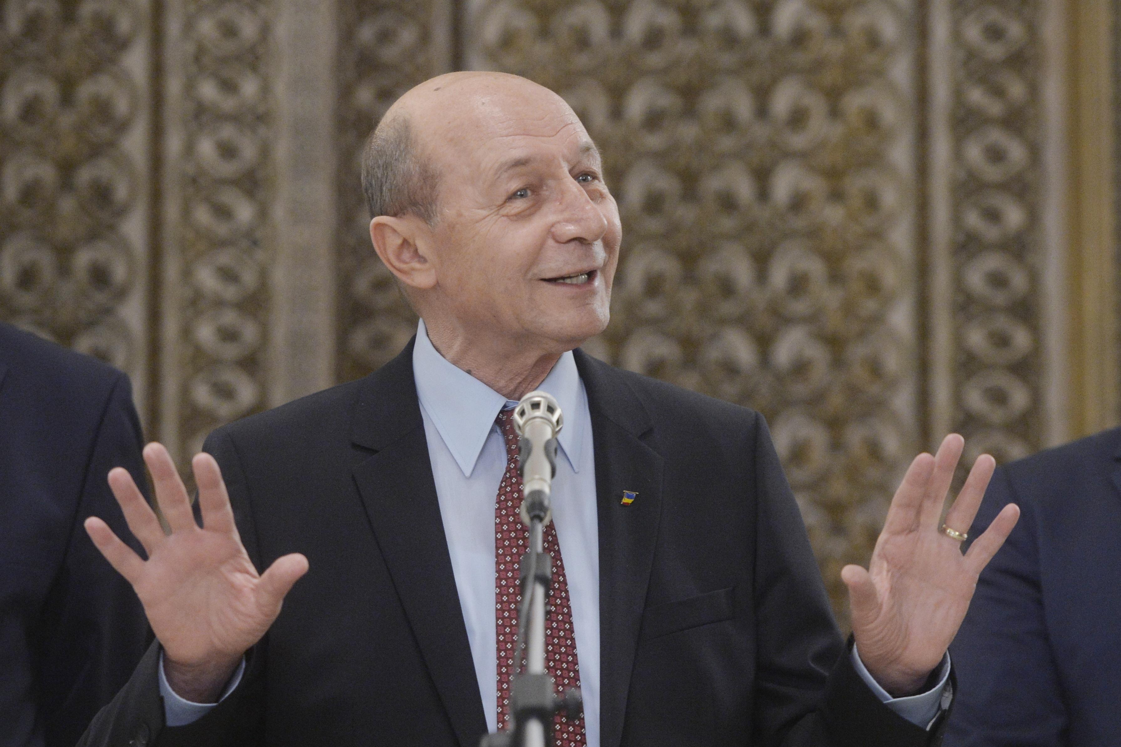 Instanţa supremă ar urma să se pronunţe privind redeschiderea dosarului `Flora`, în care Traian Băsescu este acuzat că ar fi retrocedat ilegal un teren în Capitală
