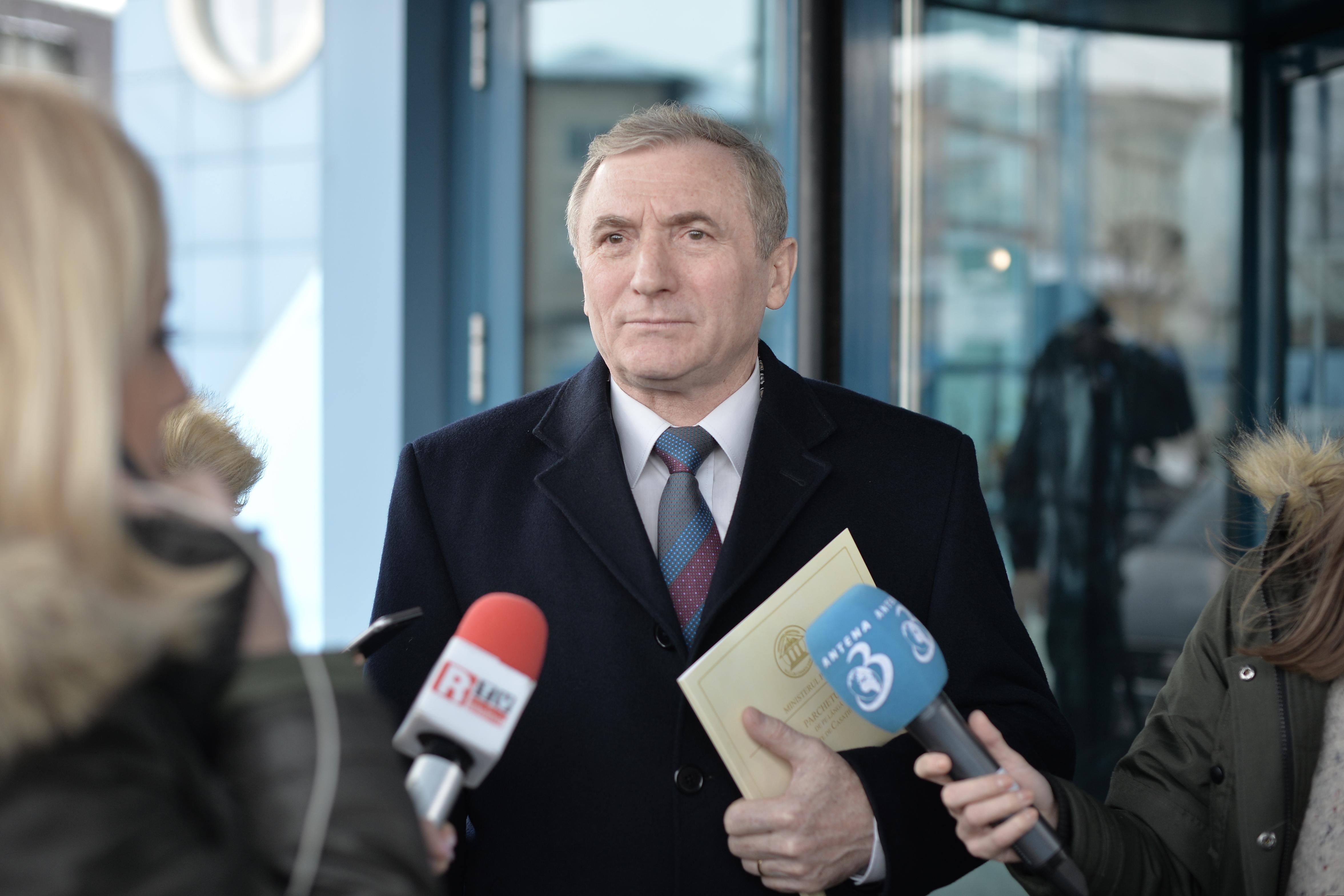 Augustin Lazăr, procurorul general, despre introducerea unei sume pentru abuzul în serviciu: Noi avem un punct de vedere fără prag
