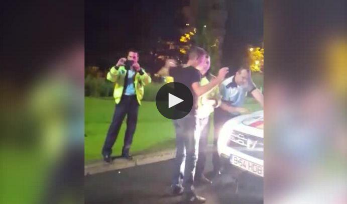 VIDEO   Cristian Boureanu, vizitat de iubita sa în arest. FILMUL COMPLET al serii după ce fostul deputat s-a răfuit cu poliţiştii, pe o nouă captură video. Ameninţări de ambele părţi