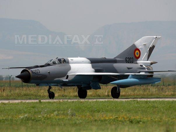 Cronologia MiG-urilor prăbuşite în România în ultimii 15 ani