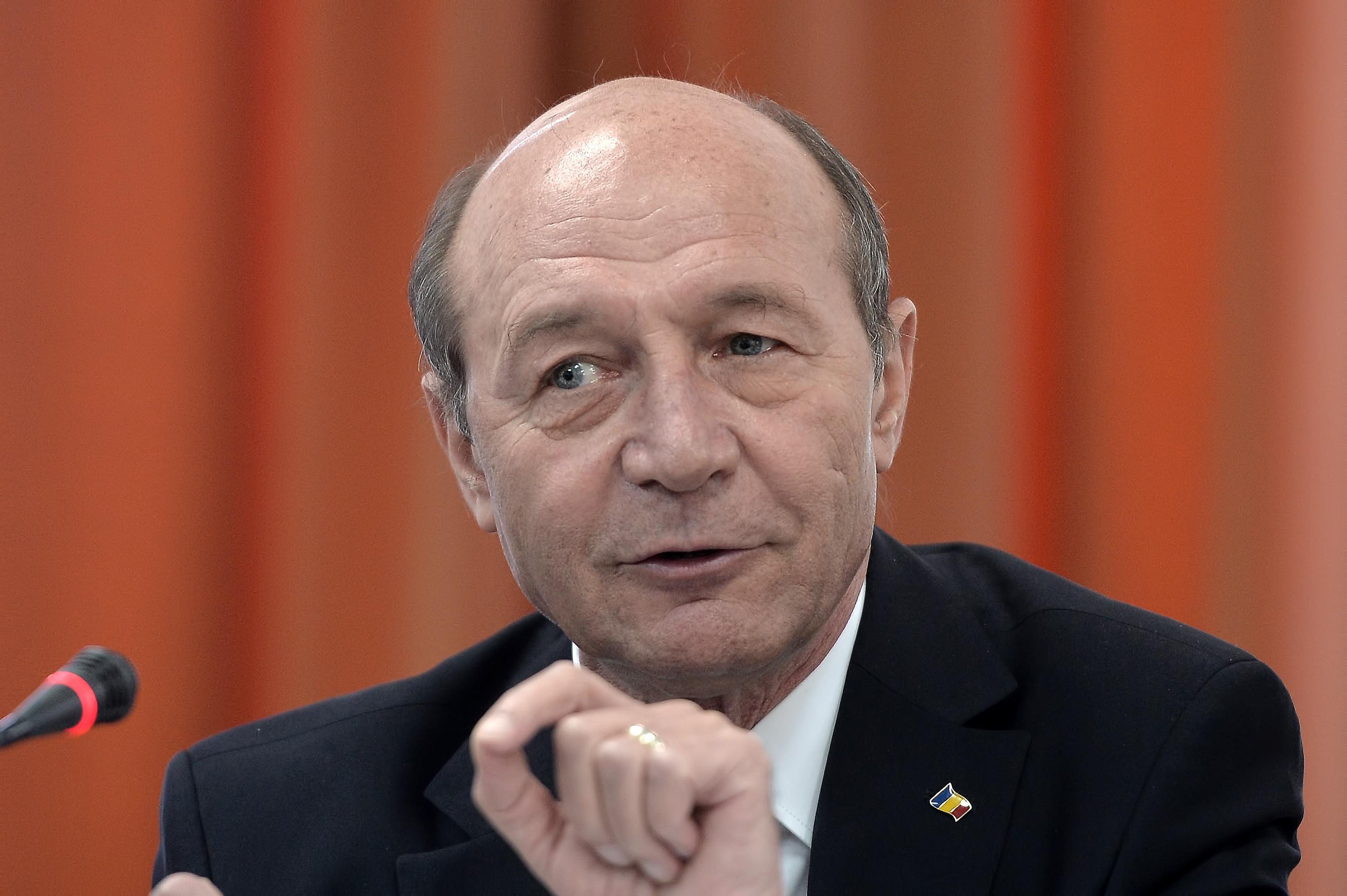 Se redeschide dosarul `Flora` în care vizat este Traian Băsescu, acuzat că ar fi retrocedat ilegal un teren din Bucureşti