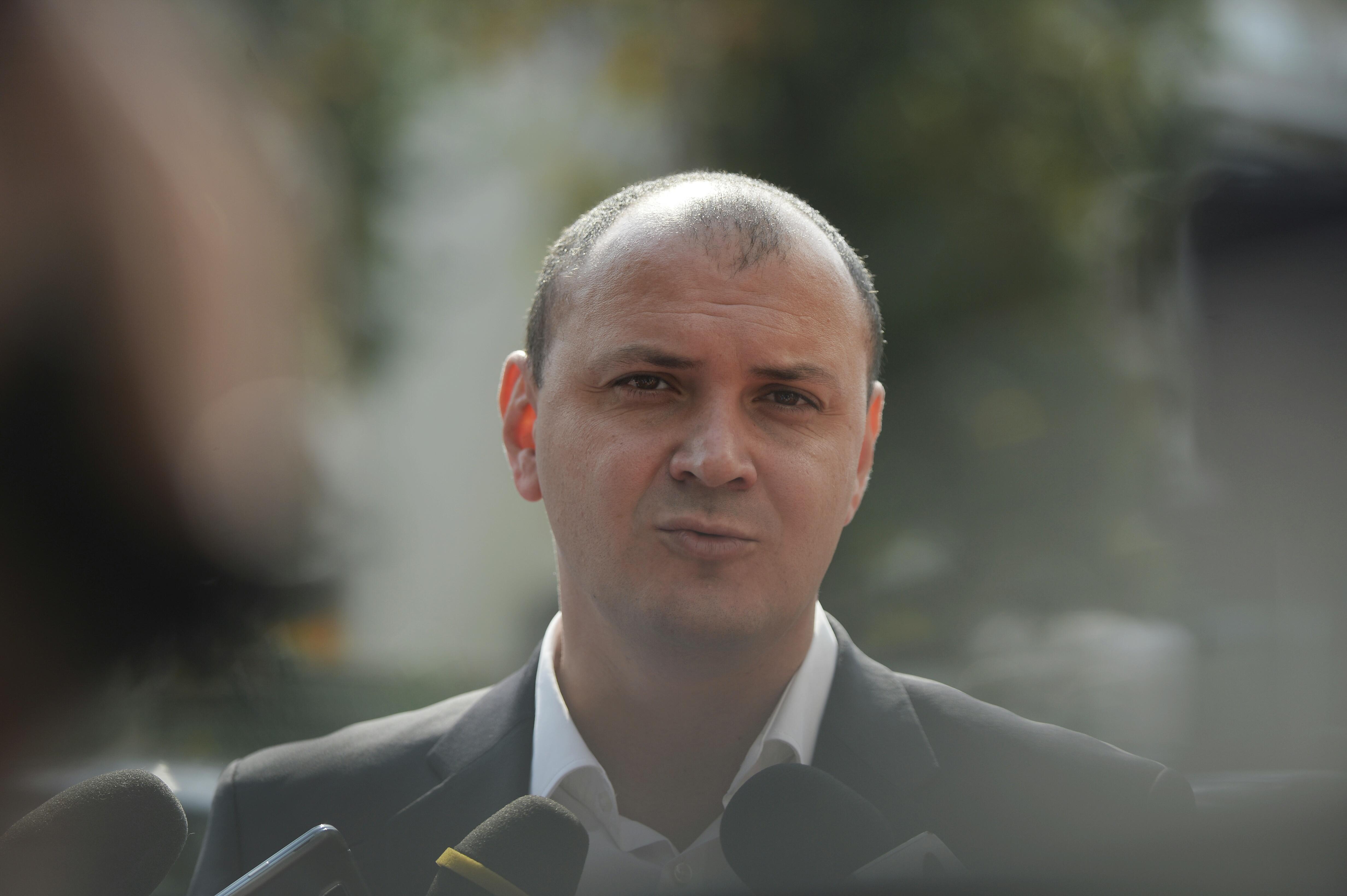 Termenul în care se judecă cererea de arestare preventivă a lui Sebastian Ghiţă, preschimbat
