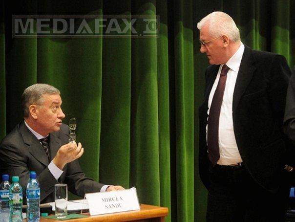 Mircea Sandu şi Dumitru Dragomir, achitaţi în dosarul dezafilierii Universităţii Craiova. Verdict similar pentru FRF şi LPF / Mititelu: O decizie mişelească, criminală şi total nedreaptă