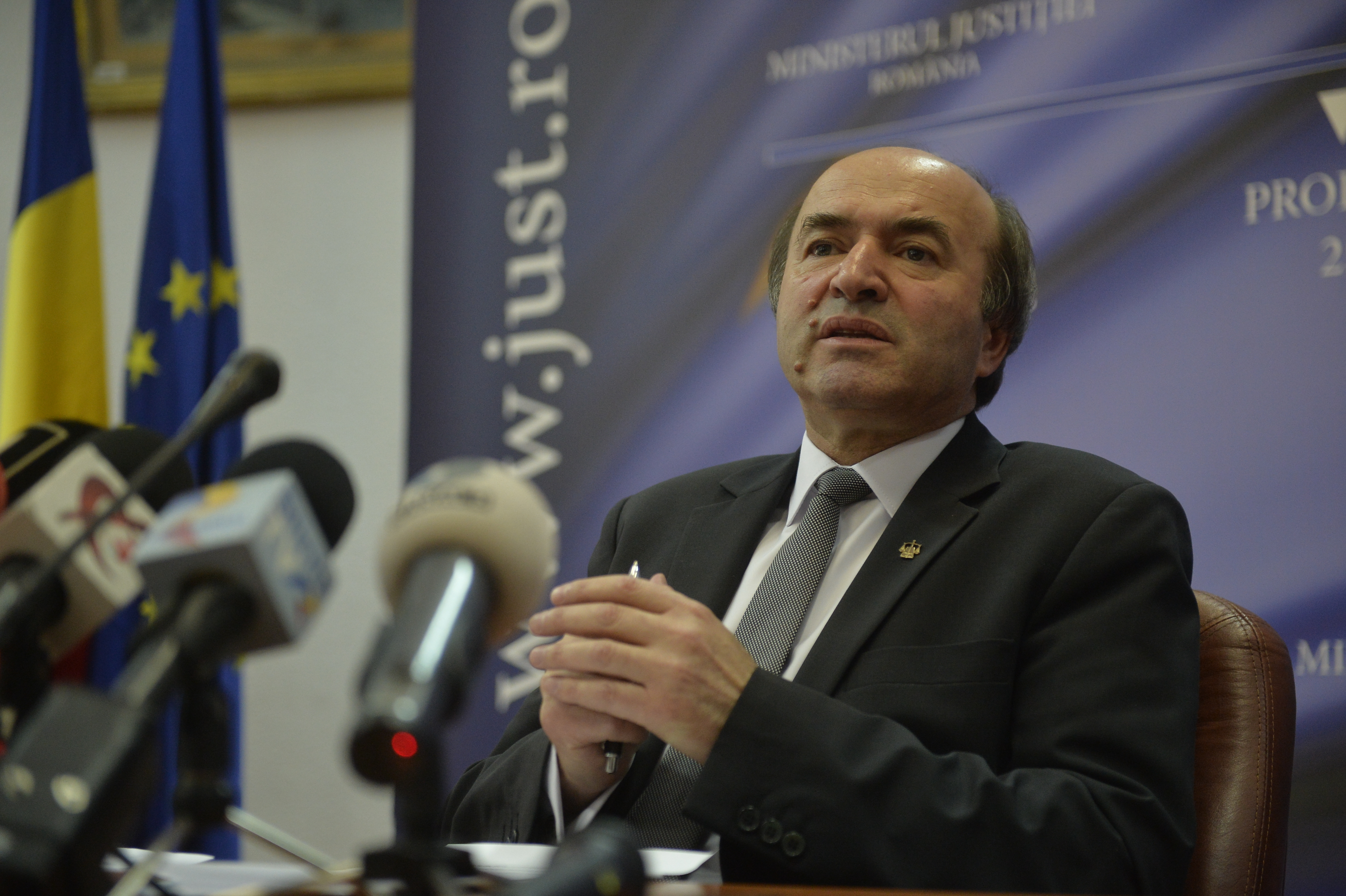 Tudorel Toader, după demisie: Legile justiţiei nu sunt în întârziere