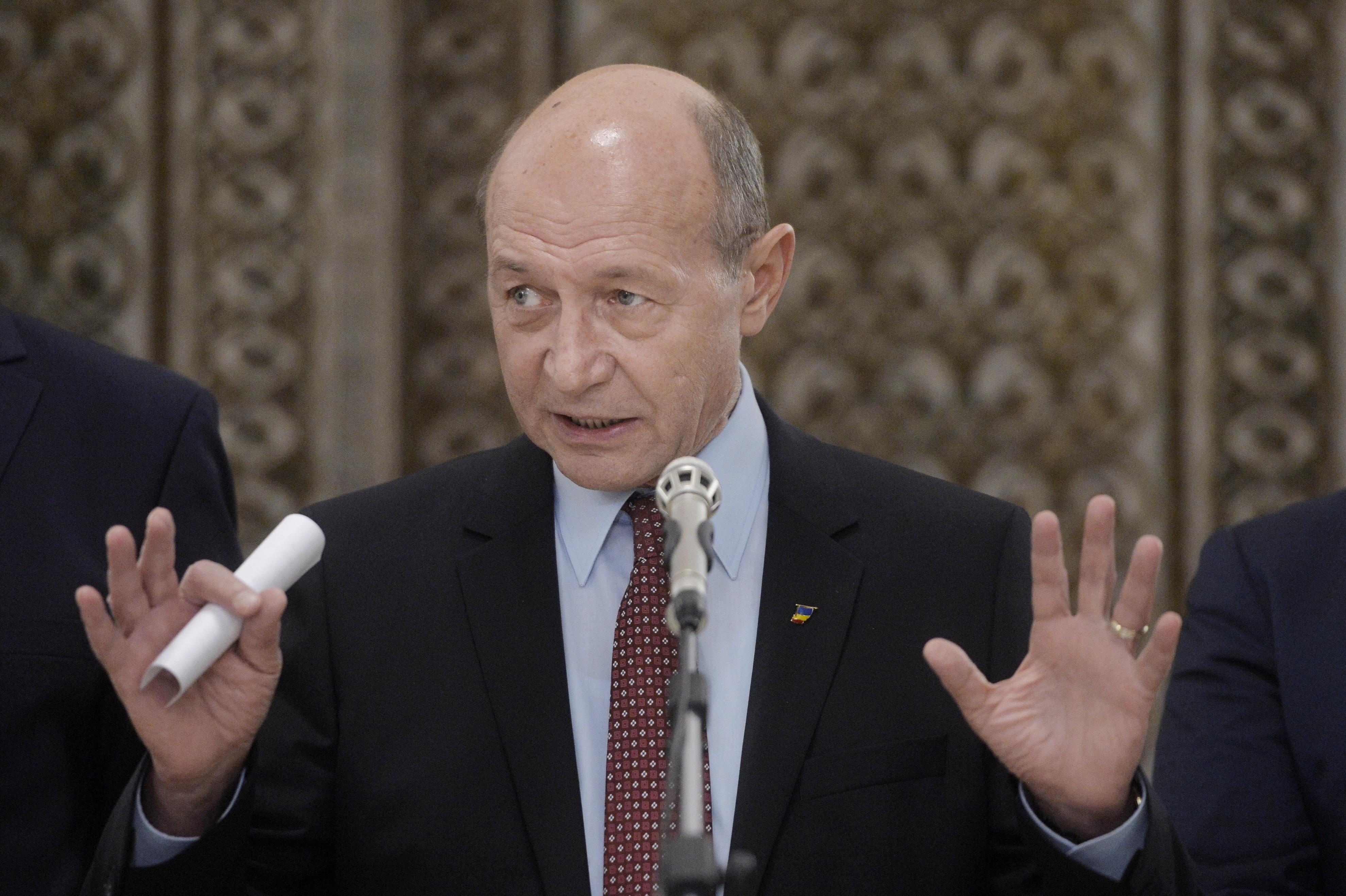Traian Băsescu, despre înregistrările cu Kovesi: Şefa DNA ar trebui să fie trimisă la beci