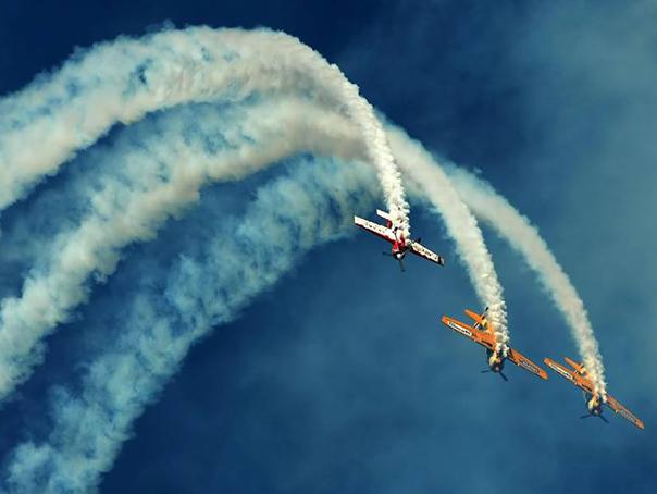 Biletele VIP pentru Aeromania, cel mai mare show aviatic de pe litoral, puse în vânzare