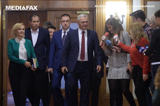 """Imaginea articolului Dragnea, despre """"plagiatul"""" lui Tudose: Ponta a fost acuzat de plagiat, a fost un premier foarte bun"""