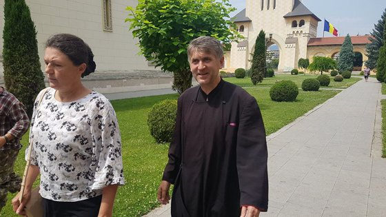Imaginea articolului Preotul Cristian Pomohaci este cercetat de procurori pentru racolare de minori în scopuri sexuale