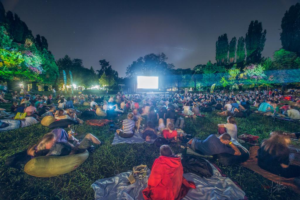 Cu pătura de picnic în unul dintre cele mai mari parcuri din Bucureşti. Două seri cu filme, sub cerul liber