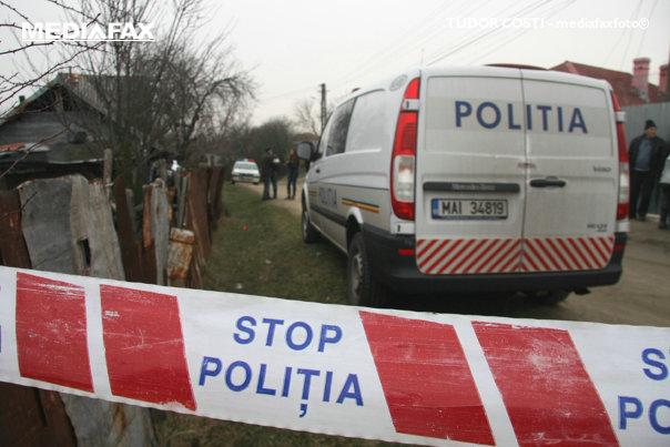 Imaginea articolului Focşani: Două persoane au fost reţinute după bătaia cu topoare în care au murit patru oameni