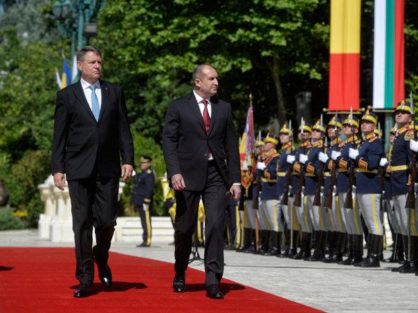 Imaginea articolului Preşedintele Klaus Iohannis a discutat cu preşedintele Bulgariei despre aderarea la spaţiul Schengen