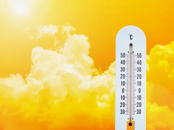 Imaginea articolului Cod portocaliu de caniculă pentru următoarele două zile EXTINS şi pentru alte zone din sud. Temperaturile pot depăşi 40 de grade Celsius