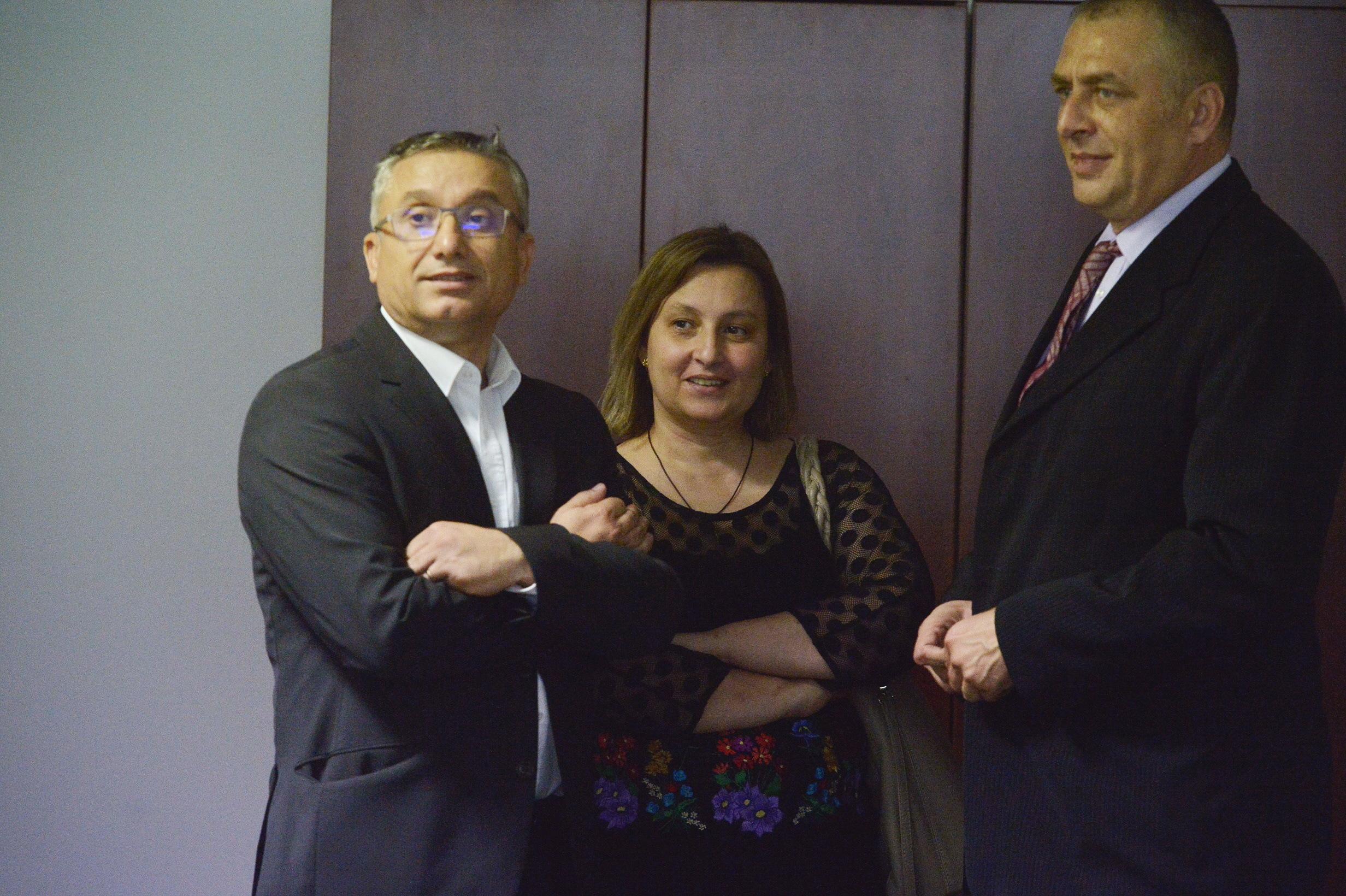 Procurorii Mihaela Iorga, Doru Ţuluş şi Nicolae Marin, audiaţi la cererea lor de Inspecţia Judiciară. Aceştia o reclamă pe şefa DNA că se implică în anchete şi face presiuni