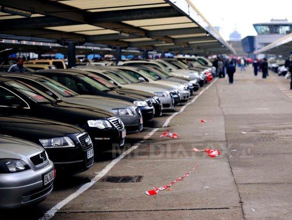Programările pentru înmatricularea provizorie a maşinilor, exclusiv online la Cluj