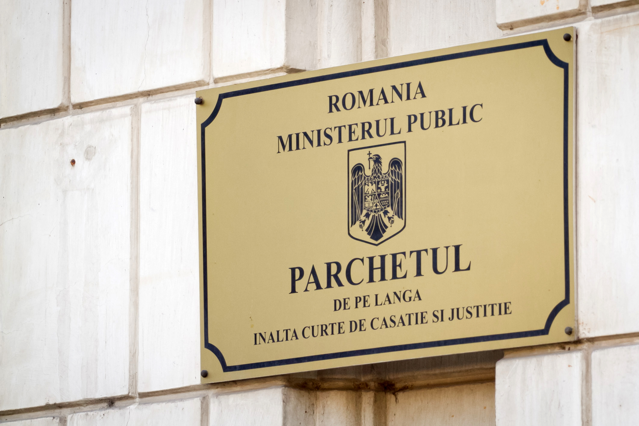 Ministerul Public: Reglementarea pragului valoric la abuzul în serviciu nu e necesară sau oportună