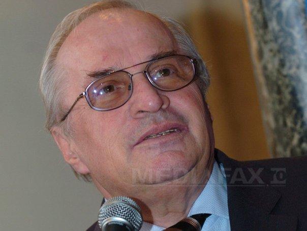 A MURIT Academicianul Augustin Buzura, la vârsta de 78 de ani