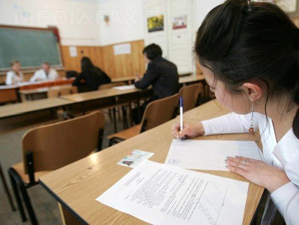 Înscrierile pentru sesiunea din toamnă a examenului de bacalaureat se termină vineri