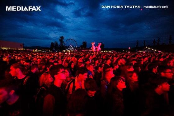 Imaginea articolului Electric Castle | Peste 160.000 de spectatori au participat la festival. Aproape 600 de persoane au primit ajutor medical