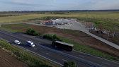 FOTO | Vezi cum arată cea mai mare benzinărie din ţară, realizată în mai puţin de un an