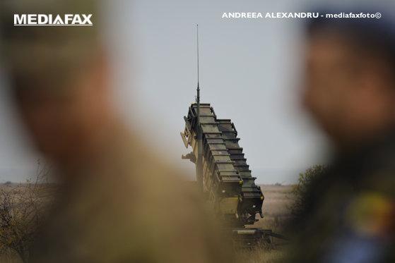 Imaginea articolului Ministrul Adrian Ţuţuianu a anunţat că România va plăti în noiembrie prima rată pentru rachetele Patriot