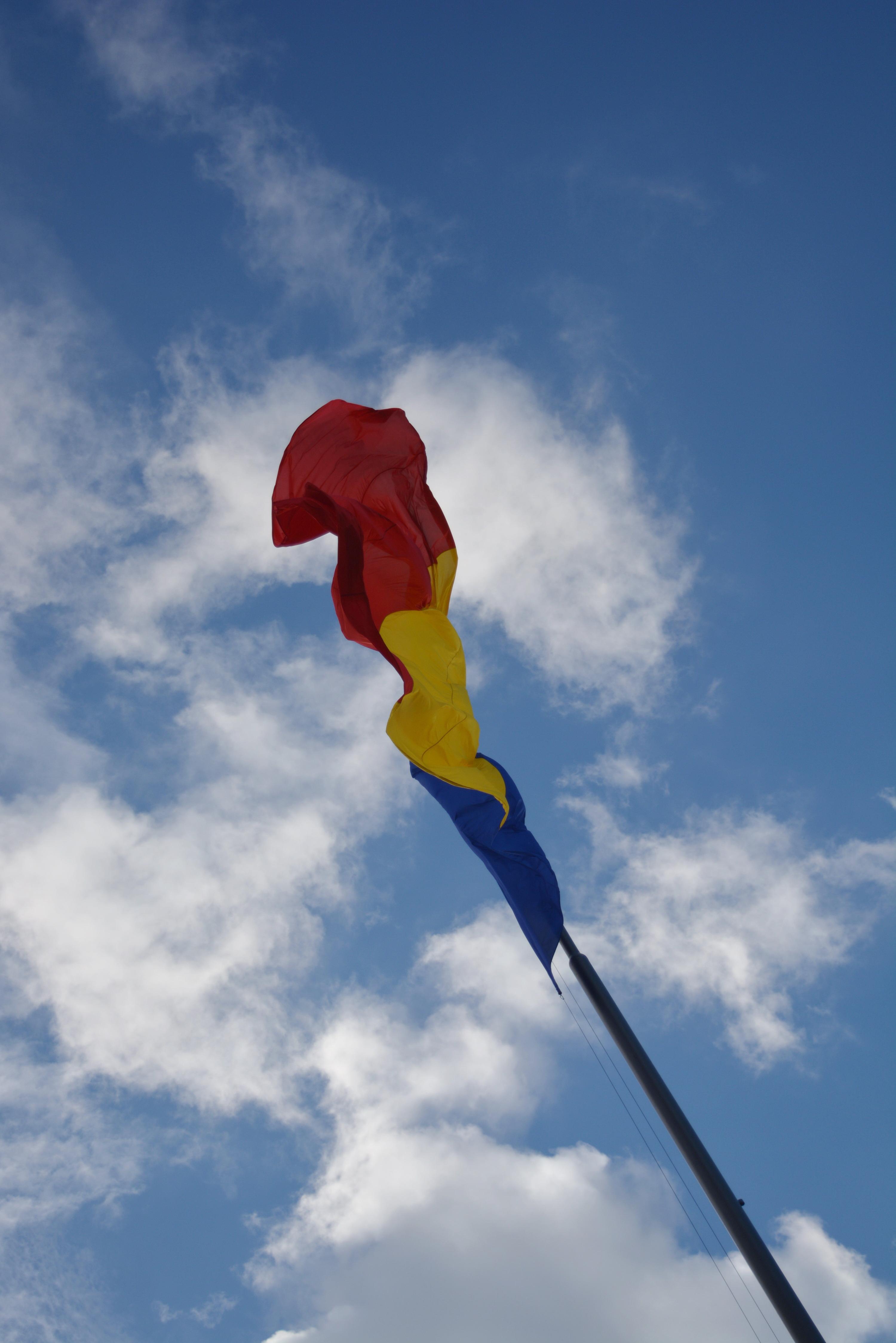Ziua Imnului Naţional, sărbătorită în Piaţa Tricolorului din Bucureşti