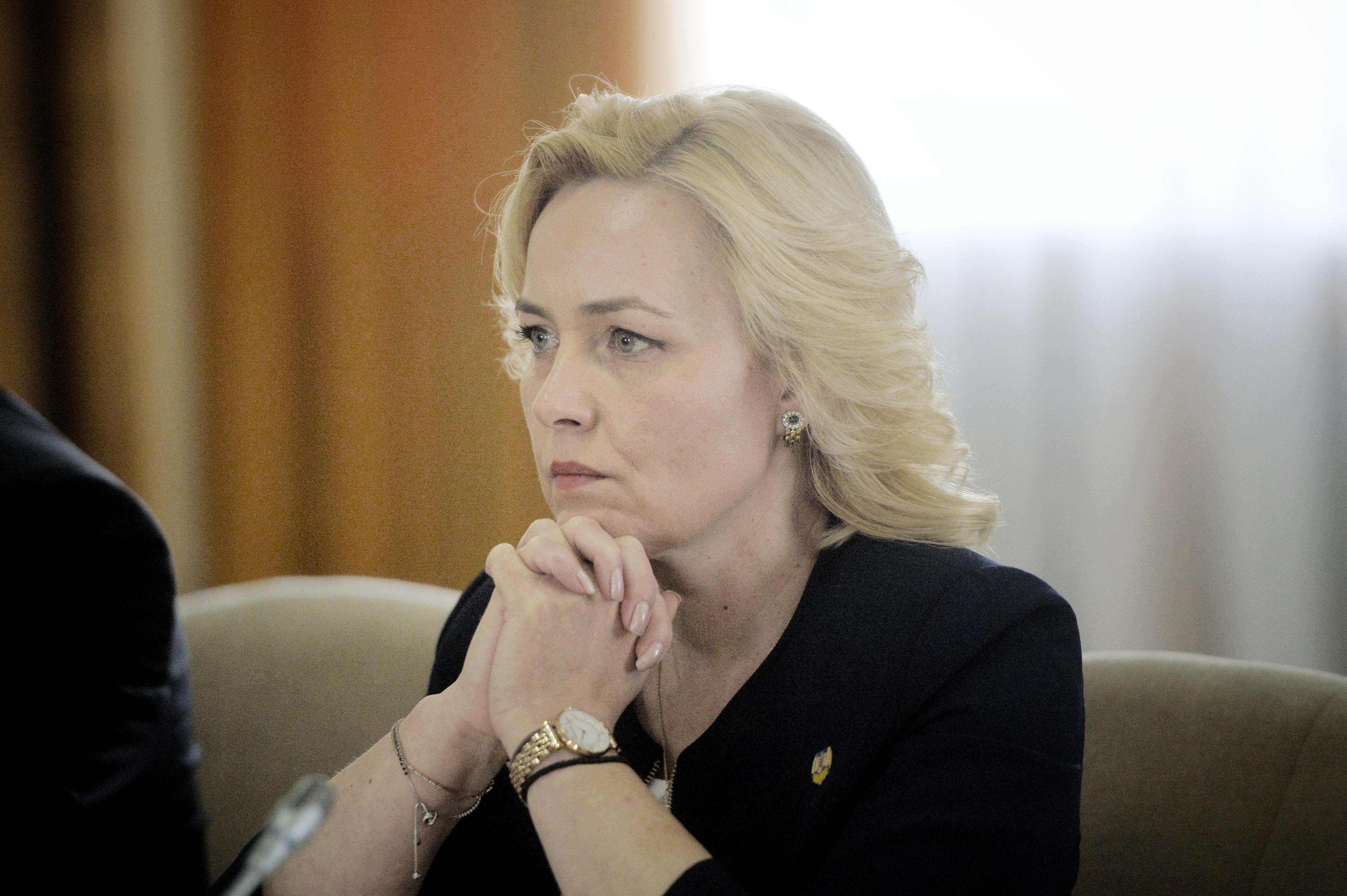 Ministrul Afacerilor Interne, Carmen Dan, despre pensiile militare de serviciu: Nu se va umbla la vârsta de pensionare