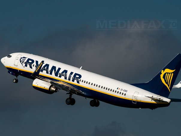 Cursa Ryanair Bucureşti-Milano, întoarsă pe aeroportul Otopeni, va decola la ora 17.20