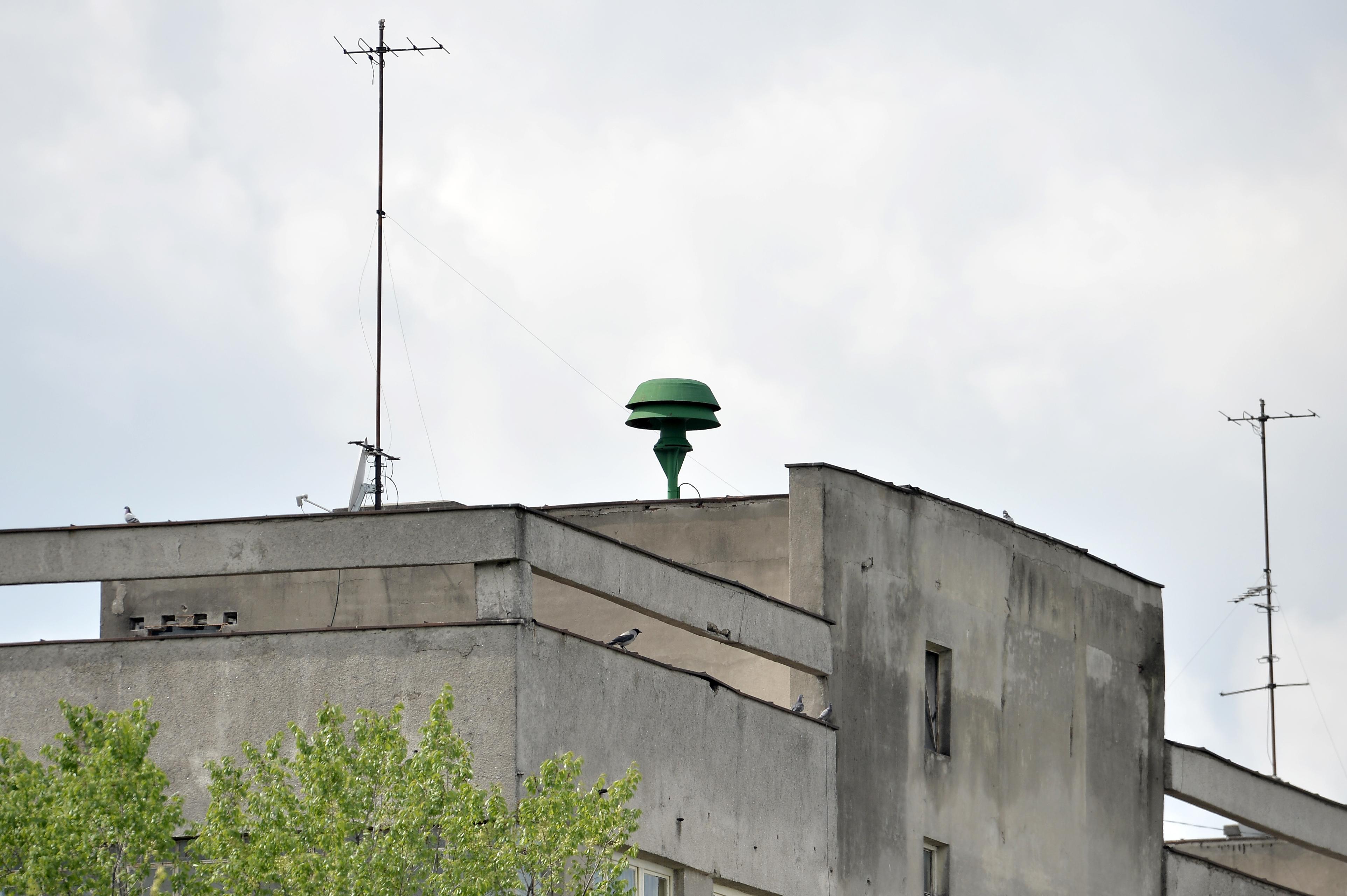 Cum a decurs al doilea excerciţiu de ALARMARE. Doar 51 din cele 77 de sirene acţionabile automatizat funcţionează la nivelul Capitalei