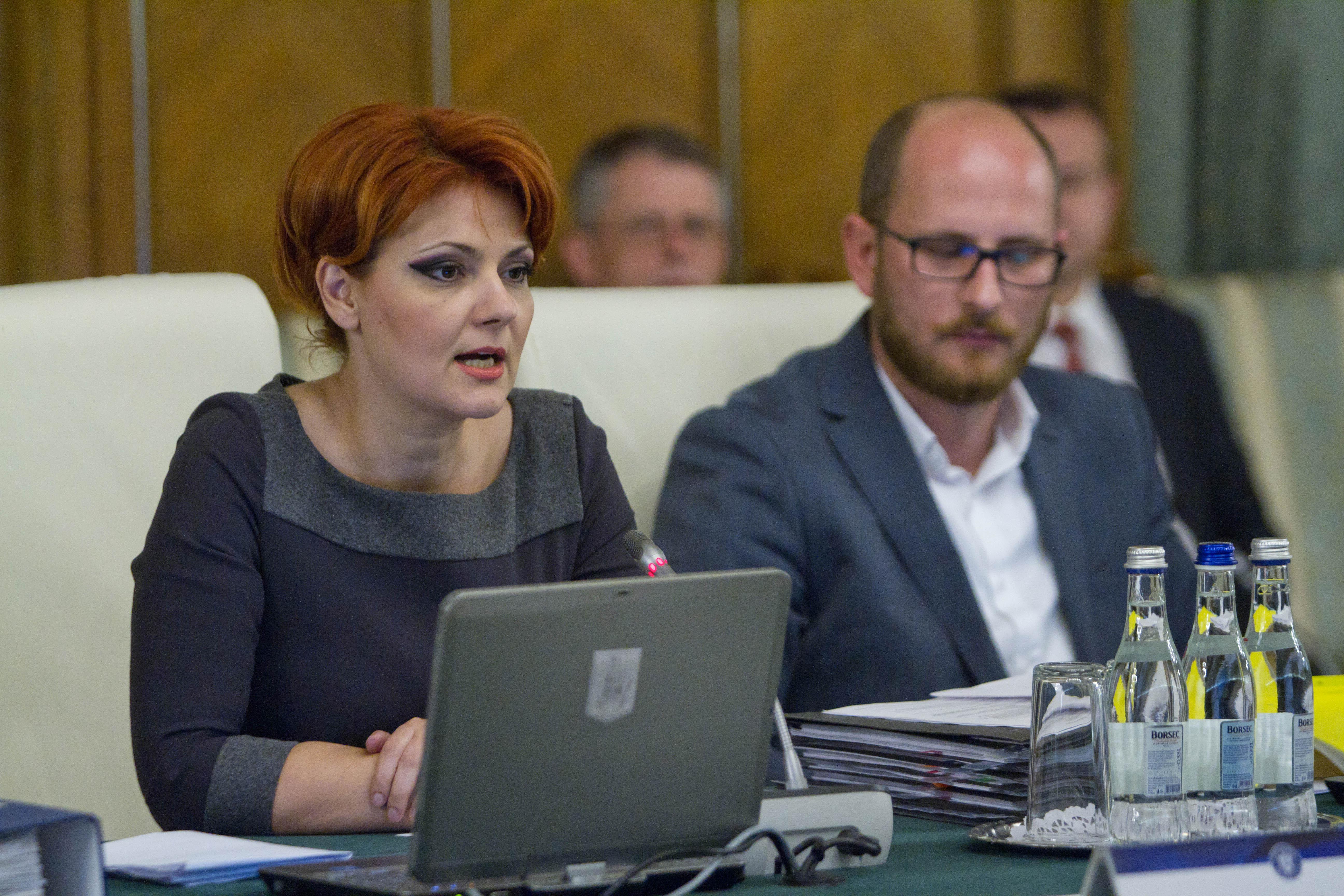 Nou proiect de OUG pentru modificarea legii pensiilor speciale. Sindicatele, chemate la discuţii de Olguţa Vasilescu | DOCUMENT
