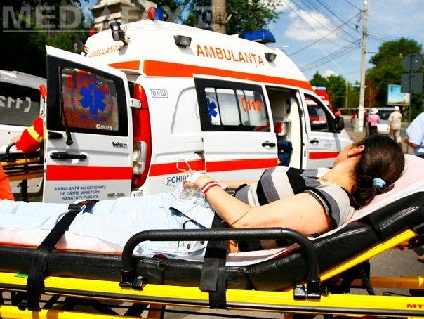 Servicul de Ambulanţă, solicitat intens în perioada codului portocaliu din Bucureşti: Peste 1.700 de oameni au chemat salvarea în ultimele 28 de ore
