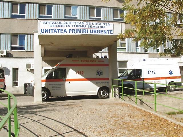 Situaţie DISPERATĂ la Spitalul Judeţean de Urgenţă Drobeta-Turnu Severin: `Primim urgenţe din tot judeţul. Avem nevoie de RMN, defibrilatoare, aparate de ventilaţie, dar Ministerul Sănătăţii ne ignoră`