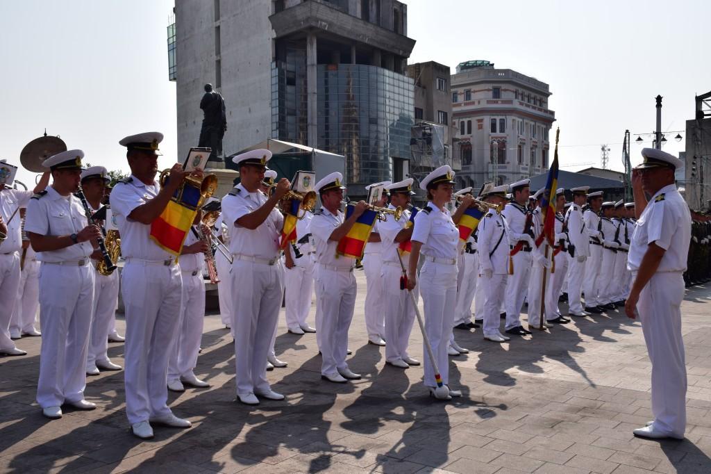 Premieră în organizarea Zilei Marinei Române la Constanţa: Acces liber pe întreaga faleză împreună cu publicul larg